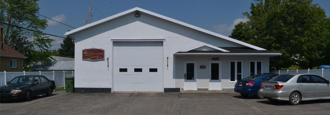 Établissement des Ambulances L'Islet-Sud à Saint-Pamphile